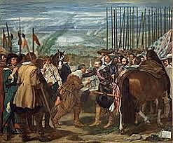Projecte d'unió d'armes d'Olivars. Victoria de Breda