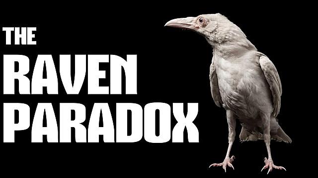 The Raven Paradox