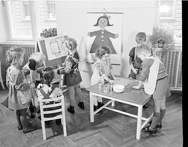 EInblick in den Kindergartenalltag