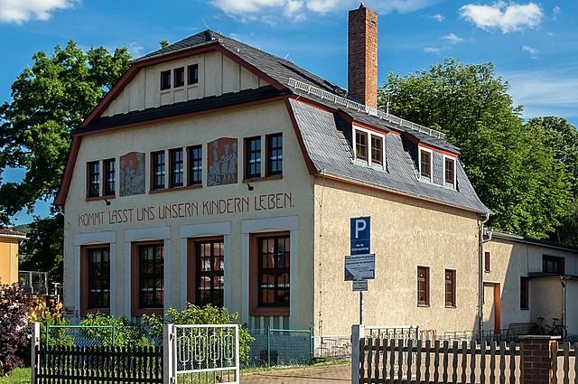 Gründung des ersten Kindergartens in Bad Blankenburg