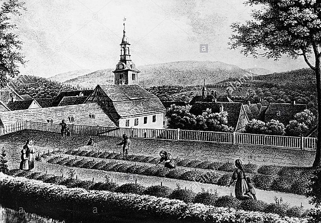 Gründung des ersten Fröbelkindergartens in Graz