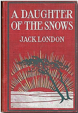 Джек Лондон. Дочь снегов.