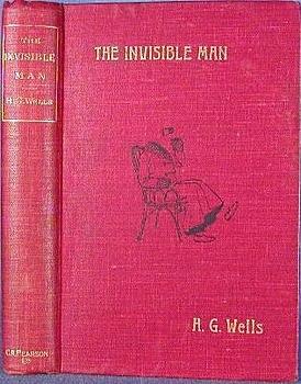 Уэллс. Человек-невидимка.