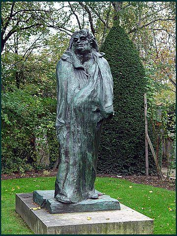 Nº 17 Monumento a Balzac RODIN