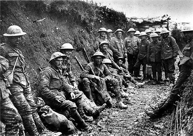Esclat de la 1ª Guerra Mundial