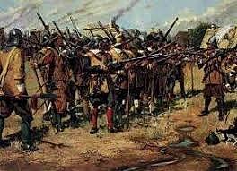 Inici de la Guerra dels Trenta anys