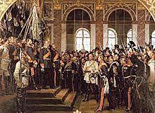 Traslladat de la cort francesa a Versalles