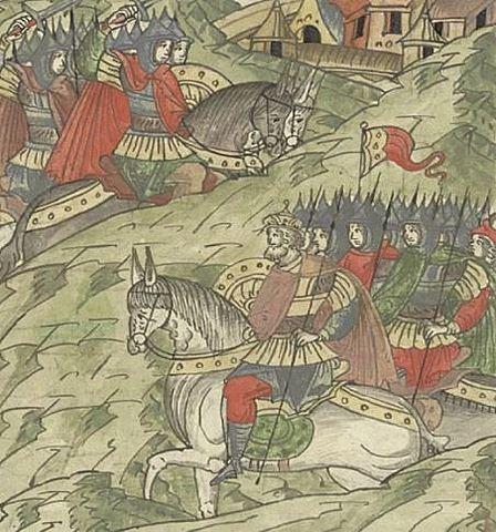 Битва на реке Омовже