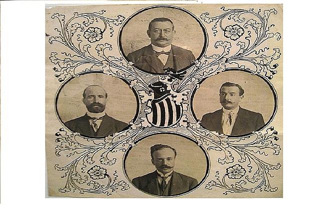Candidatura dels 4 presidents