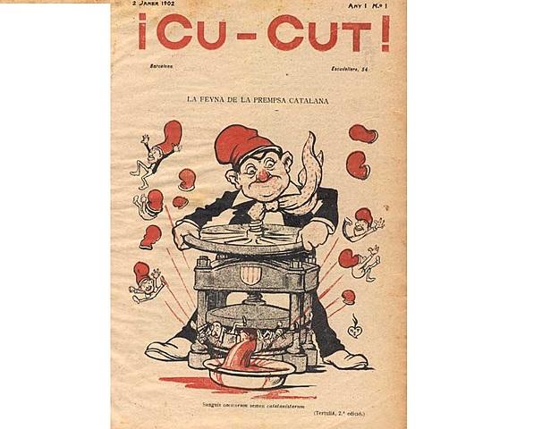L'incident del Cu-Cut!