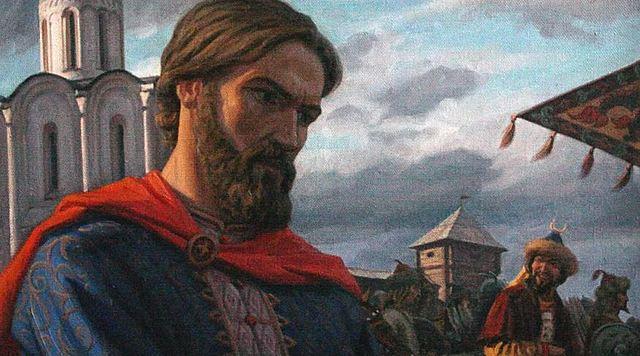 Третья поездка князя Александра в Орду