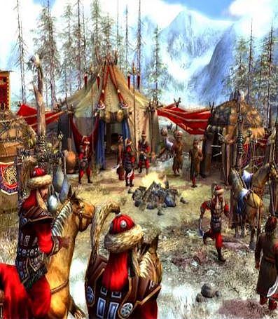 Пятая поездка князя Александра в Орду