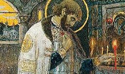 Смерть князя Александра в Городце