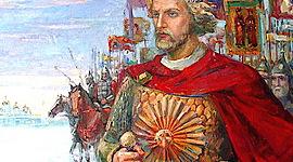 Великие князья Средневековой Руси: Александр Невский timeline