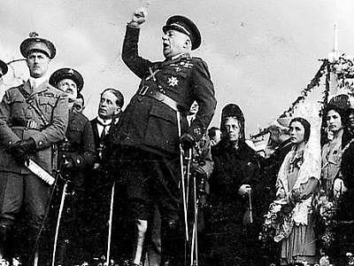 Cop d'Estat del general Primo de Rivera