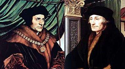 Erasmo y Thomas More (1510)