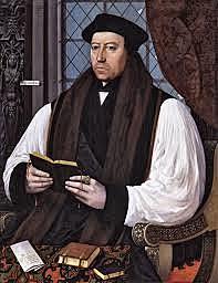 THOMAS CRANMER (YEAR 1549)
