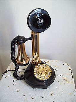 The Candlestick Telephone
