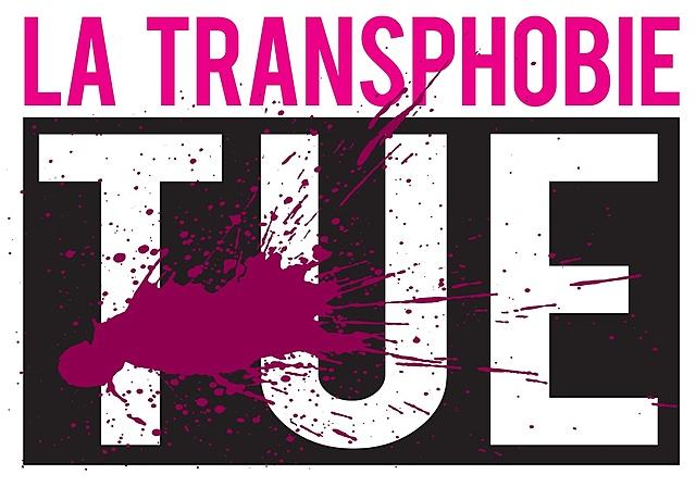 Pénalisation de la transphobie