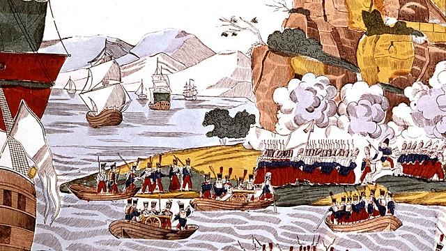 כיבוש אלג'ריה על ידי צרפת colonisation de l'Algérie par la France