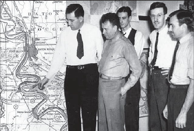 1941 Levee Code & 1941-47 Systematic Geologic Characterization