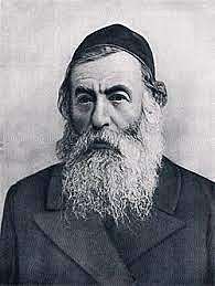 "Rav Reiness fonde le MIZRAHi = מרכז רוחני ""ארץ ישראל לעם ישראל על פי תורת ישראל''"