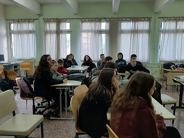 2η συνάντηση μαθητών της Περιβαλλοντικής Εκπαίδευσης