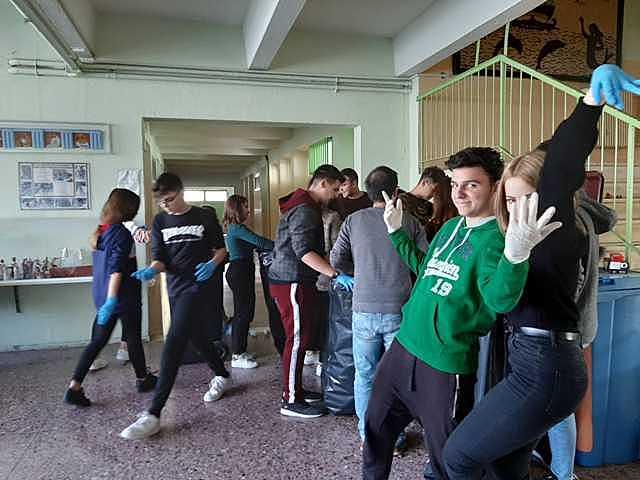 3η συνάντηση μαθητών της Περιβαλλοντικής Εκπαίδευσης
