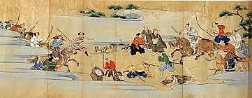 11 novembre 1264 - Seconda Persecuzione: Komatsubara