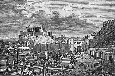 Inizio repubblica romana