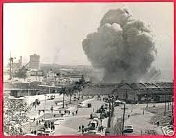 explosion de la Coubre