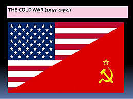 The Cold War (1947- 1991)