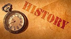 Major Events in American History Part B timeline