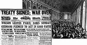 The WWI Armistice