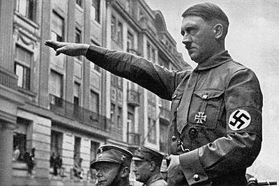 Hilter Becomes Chancellor of Germany