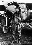 Charles Lindbergh's Flight