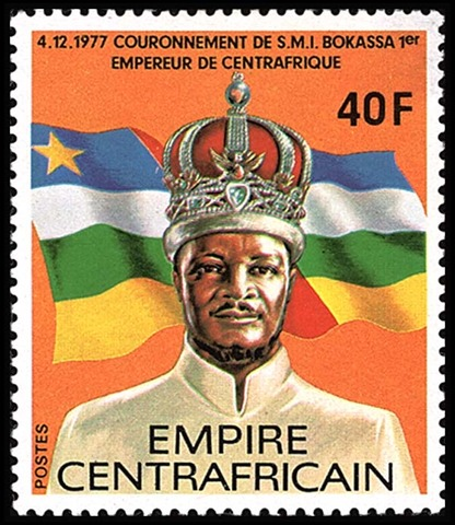 Proclamation of Central African Empire/Proclamation De l'Empire Centrafricaine