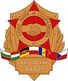 Warsaw Pact Formed (1955)