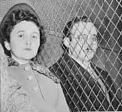 Ethel and Julius Rosenberg Execution (1953)