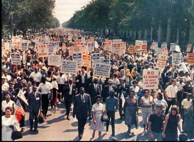 """March on Washington"""
