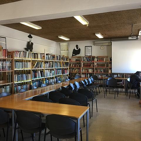 Site das Bibliotecas Escolares do AEFORTE da CASA  https://www.aefc.bibliotecaescolar.pt/