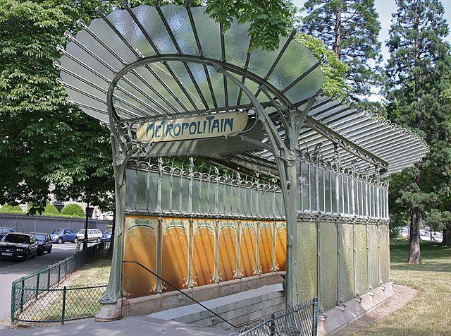 Metro de Paris | Hector Guimard