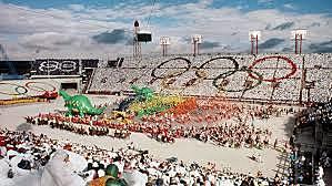 Jeux olympiques d'hiver à Calgary