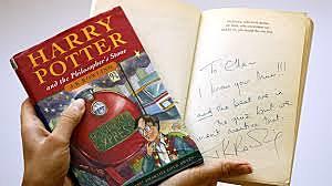 Première édition de Harry Potter