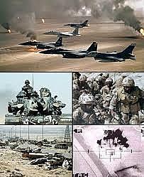 fin de la guerre du Golfe