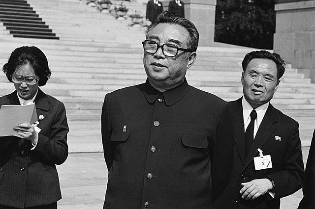 Kim Il-sung invade South Korea
