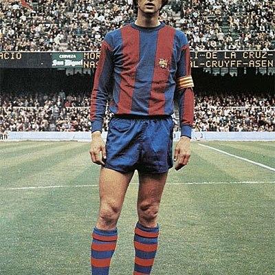 Johan Cruyff timeline