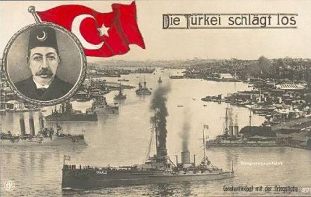 Ottoman-German Treaty
