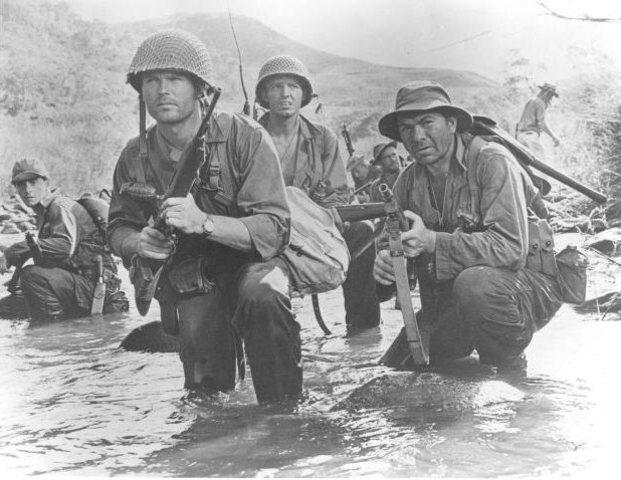 Merrill's Marauders start campaign in Burma