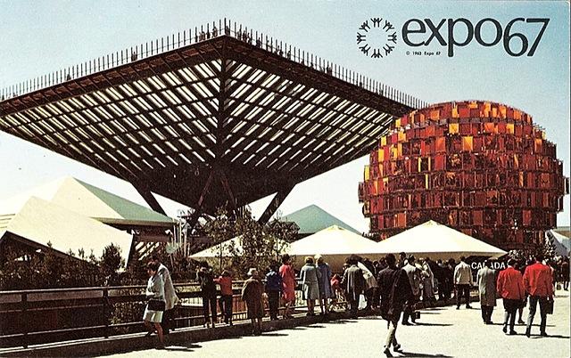 Expo 67 de Montréal